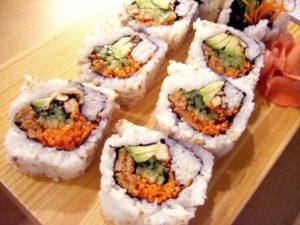 Sushi, Japanese Cuisine