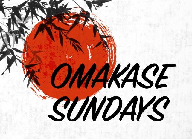 Omakase Sundays